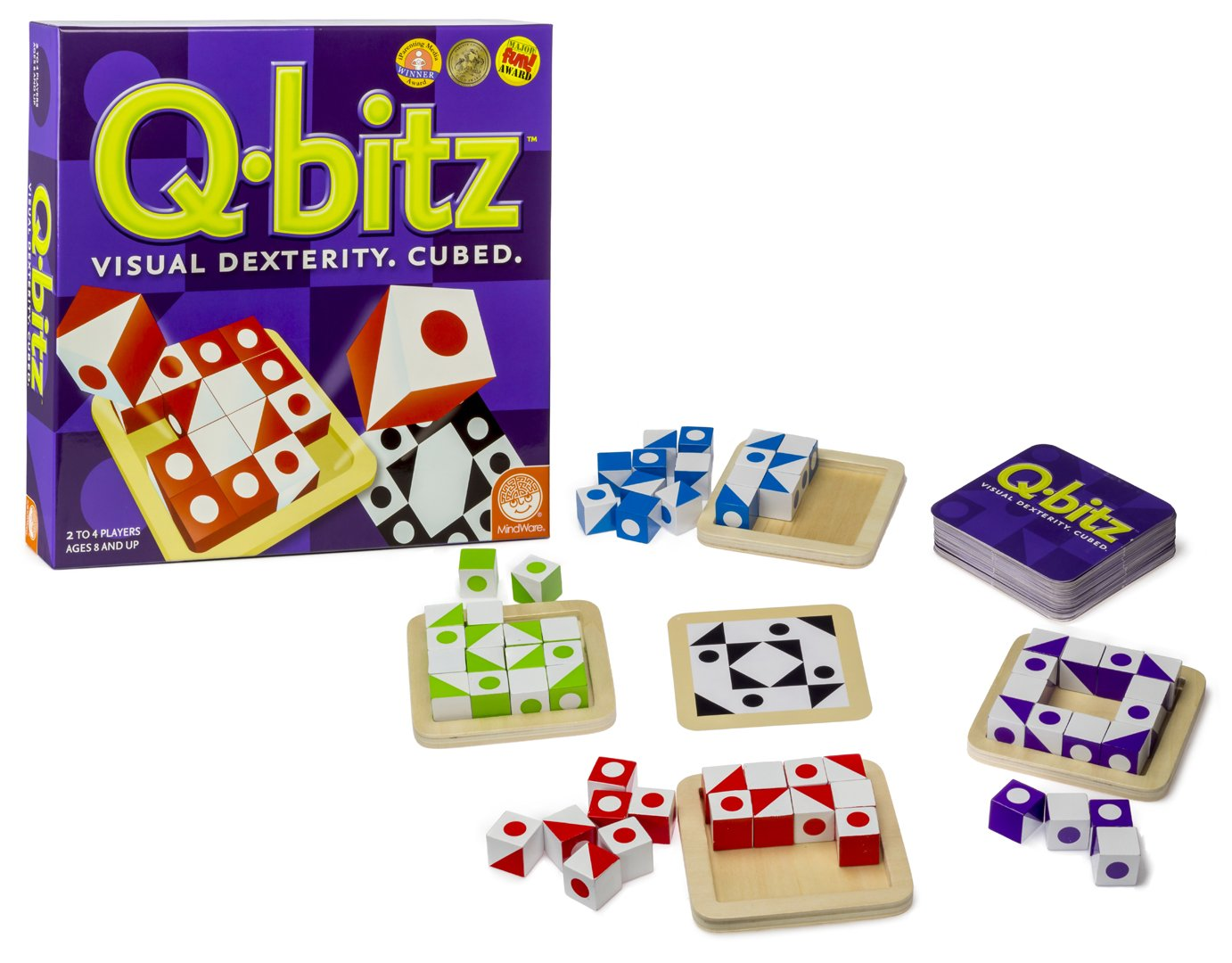 Q-bitz, Multi Color -Buy Now