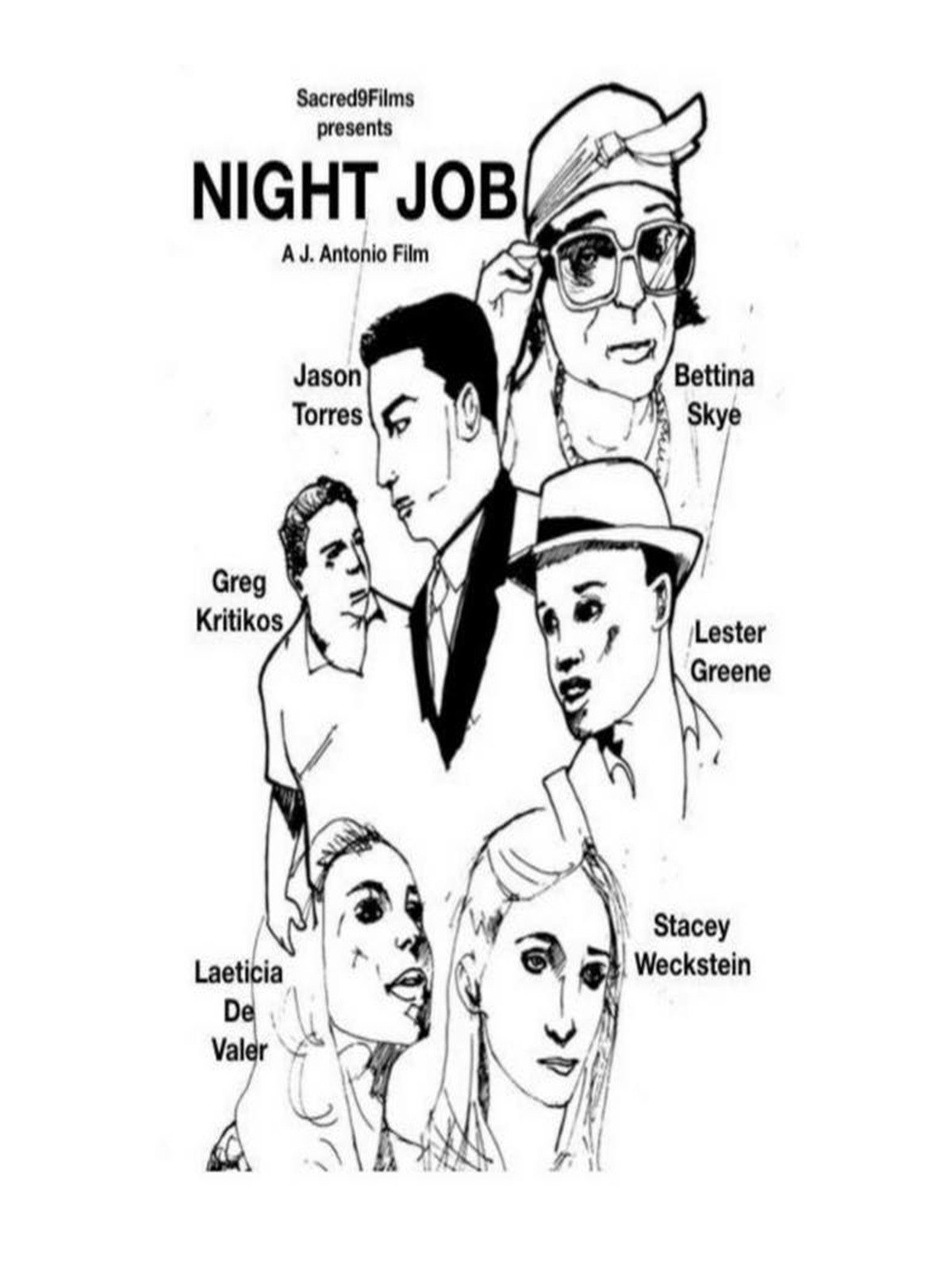 Night Job on Amazon Prime Instant Video UK
