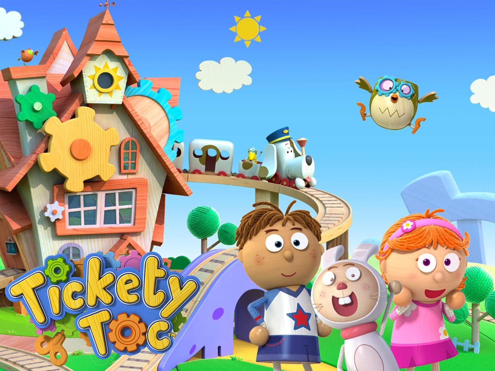 Tickety Toc on Amazon Prime Video UK