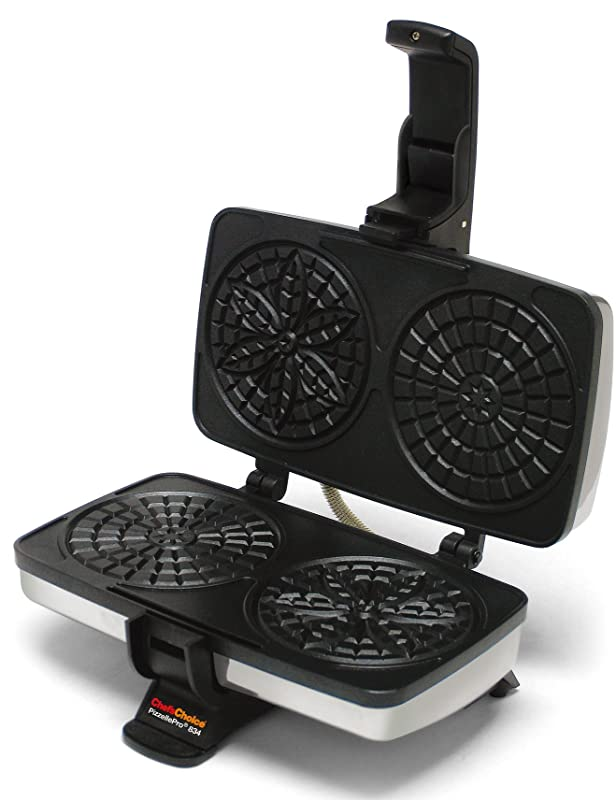 Chef's Choice 834 Pizzelle Pro Express Bake via Amazon