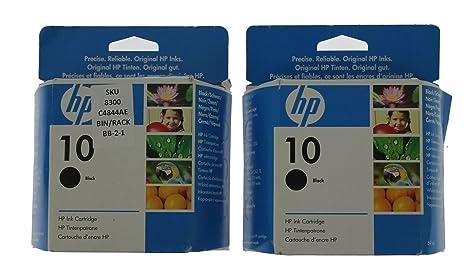 GENUINE HP 10B INK PN#C4844A - NEW OLD BOX / BUNDLE OF 2