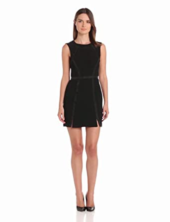 findersKEEPERS Women's Mad House Dress, Black, X-Small