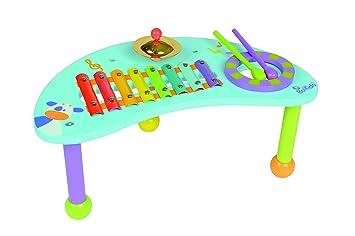 Boikido Jouet en Bois Table de Percussions
