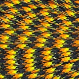 Paracord Planet Nylon 550lb Type III 7 Strand Paracord Made in the U.S.A. -Nuke-