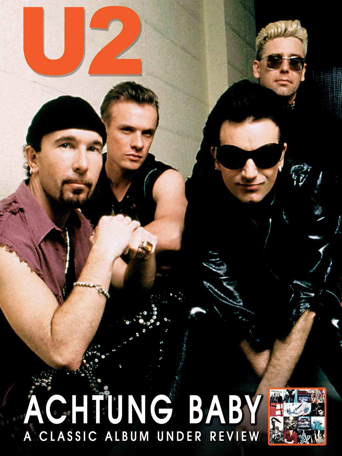 U2 - Achtung Baby: Classic Album Under Review on Amazon Prime Instant Video UK
