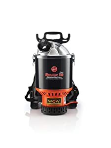 Hoover C2401 Backpack Vacuum Review