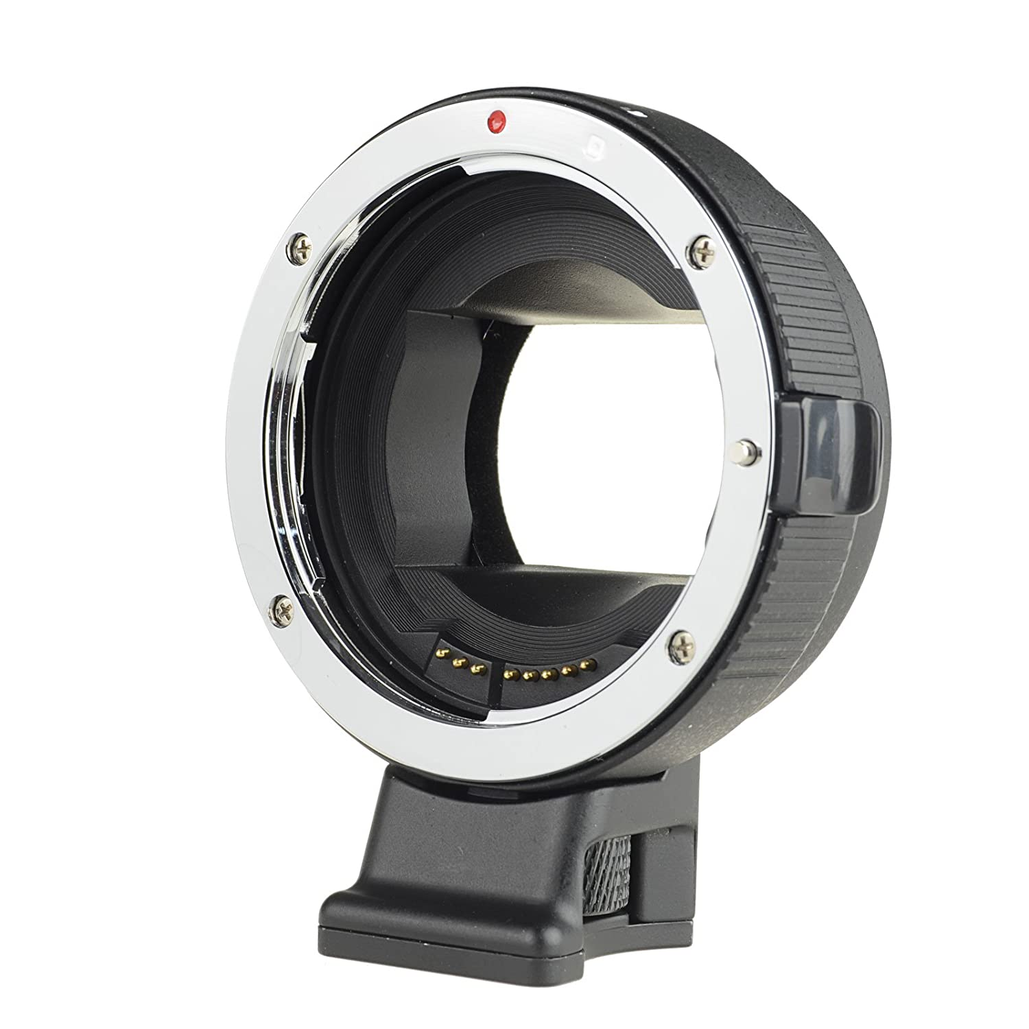 commlite canon eos ef e-mount lens adapter