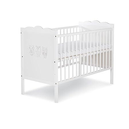Kinderzimmer Möbelset fur Kinder Bettchen/ Kommode/ Regal MARSELL Kiefernholz weiß