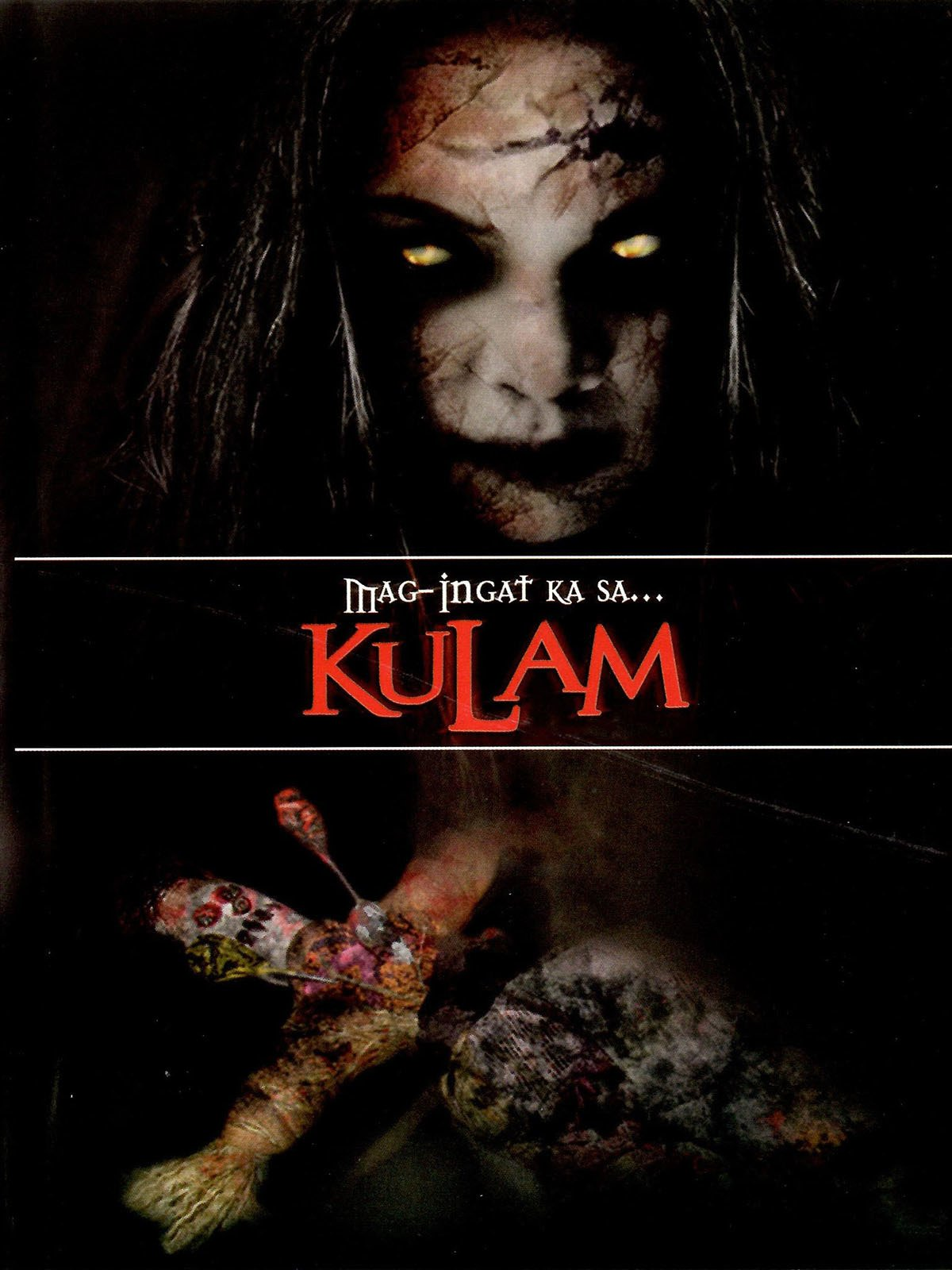 Mag-ingat ka sa... Kulam on Amazon Prime Instant Video UK
