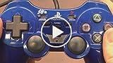 Classic Game Room - BLUE FUJIWORK ANALOG RENSYA PAD...