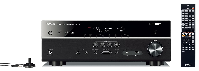 Yamaha RXV577 AV-Receiver (7.1-Kanal,