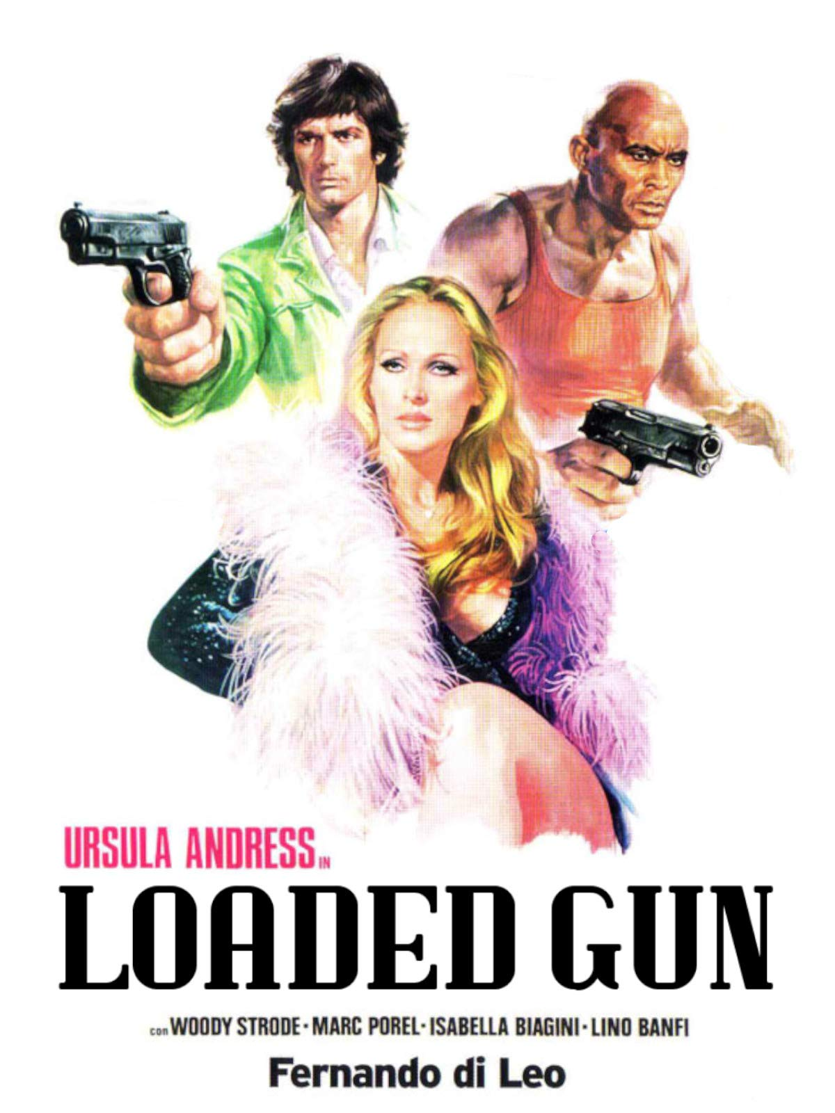 Loaded Gun on Amazon Prime Video UK