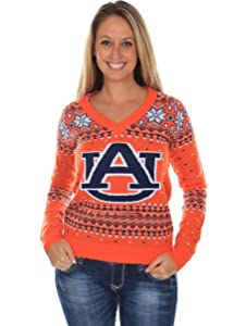 Auburn Tigers Ugly Christmas Sweater