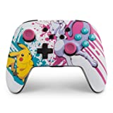POWER A Enhanced Wireless Controller for Nintendo Switch - Pokemon Battle - Nintendo Switch