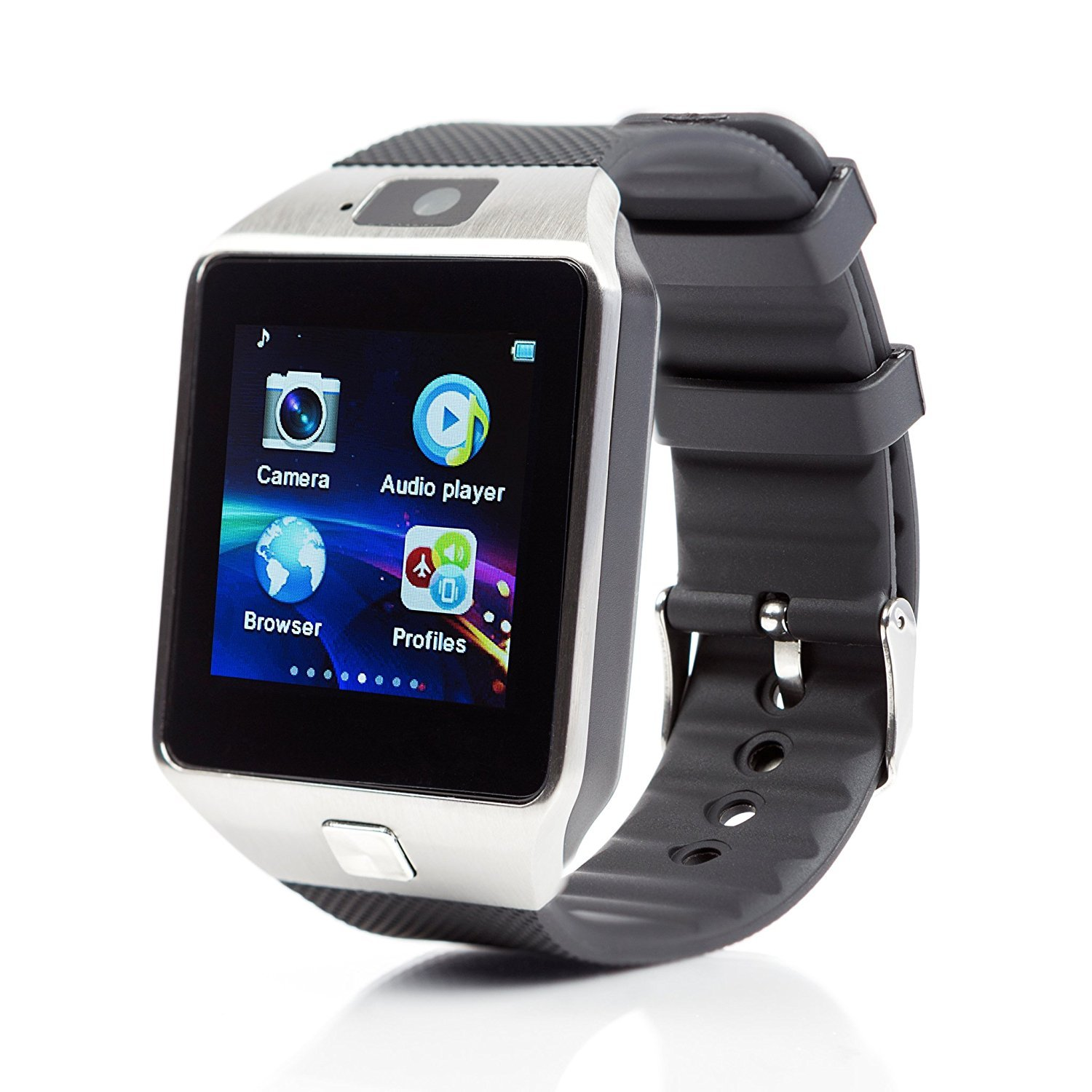 Captcha Smart Watch with SIM low price image 2