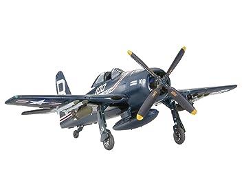 Revell - 4680 - Maquette Classique à Peindre et à Coller - F-8F Bearcat