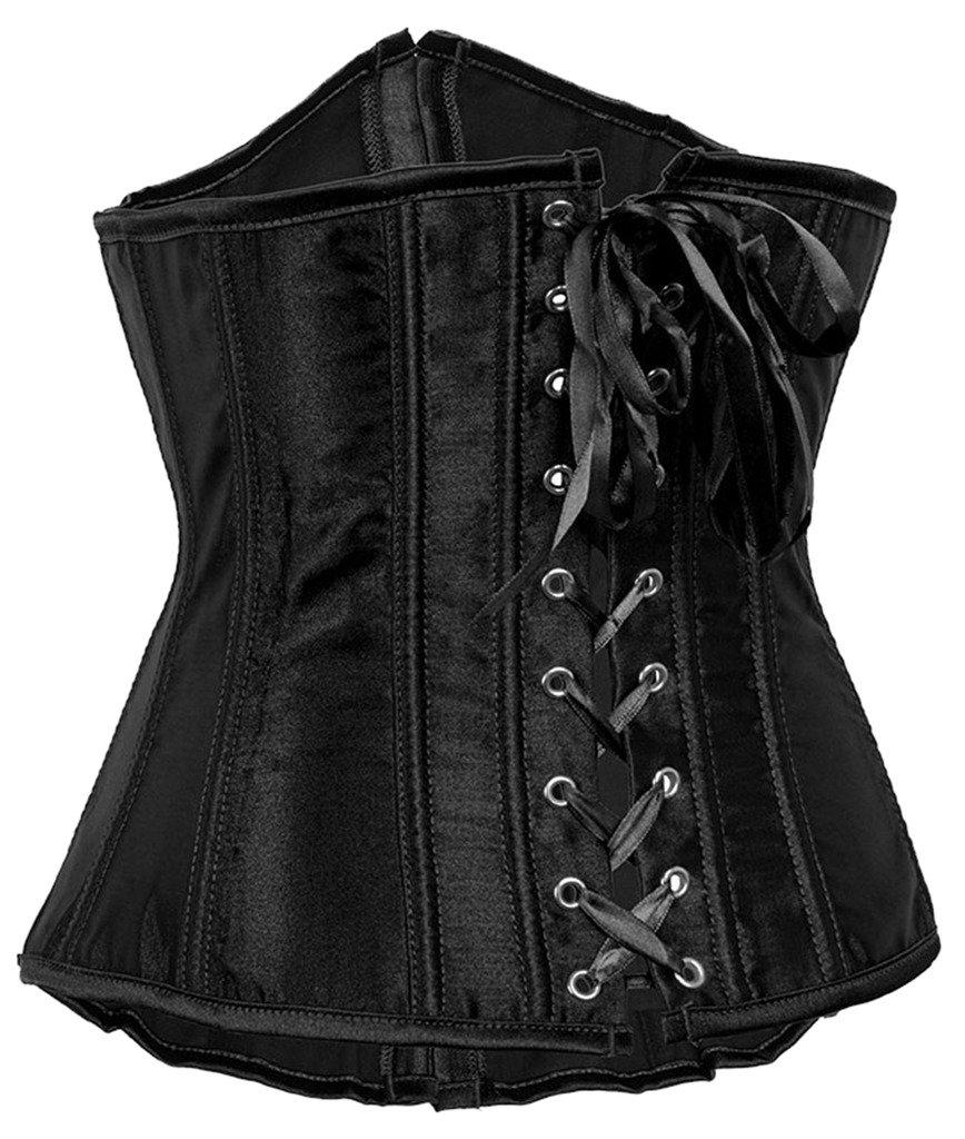 Alivila.Y Fashion Womens Sexy Vintage Underbust Waist Training Corset 3