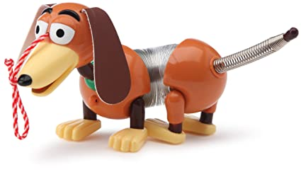 Lansay - 10712 - Figurine Animaux - Slinky Dog Jr