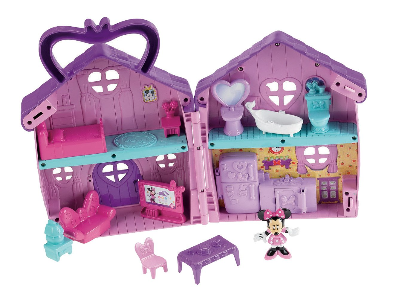 Mickey Mouse Clubhouse Minnie's House Playset