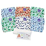 Bambino Mio Miosolo Cloth Diaper Set, Bug's Life (Color: Bug's life)