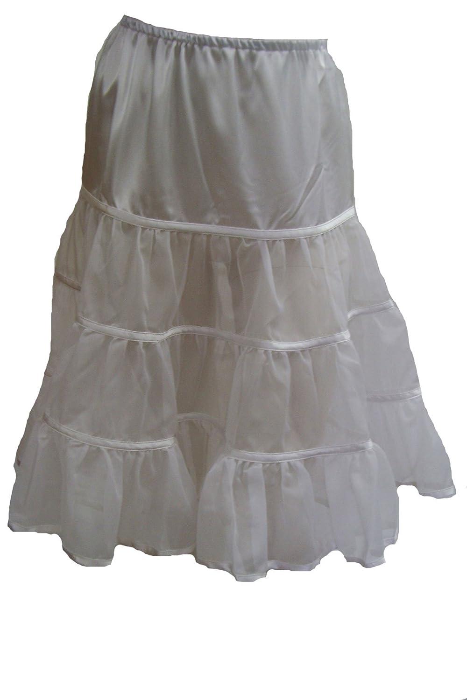 Petticoat Unterrock aus Tüll in weiss jetzt bestellen