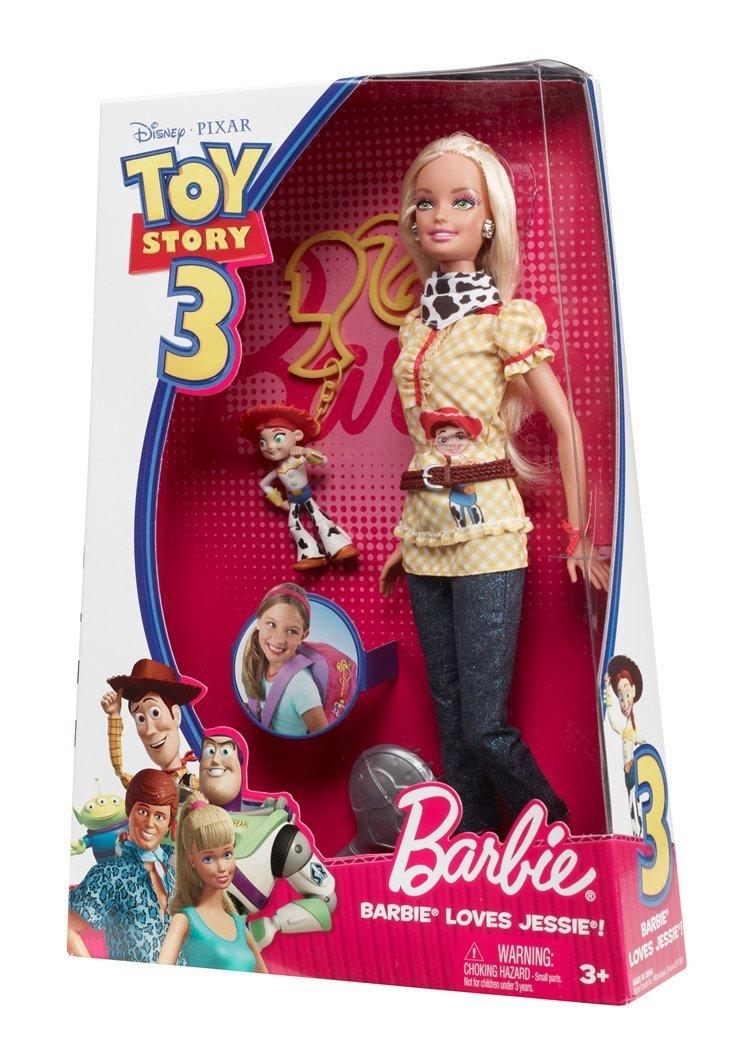 Disney Toy Story 3 Barbie mit Jessie günstig online kaufen