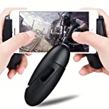 Qoosea PUBG Mobile Game Controller Handle Grip Gamepad L1 R1 Sensitive Shoot Aim Joysticks Physical Buttons for PUBG/Fortnite / Knives Out/Rules of Su