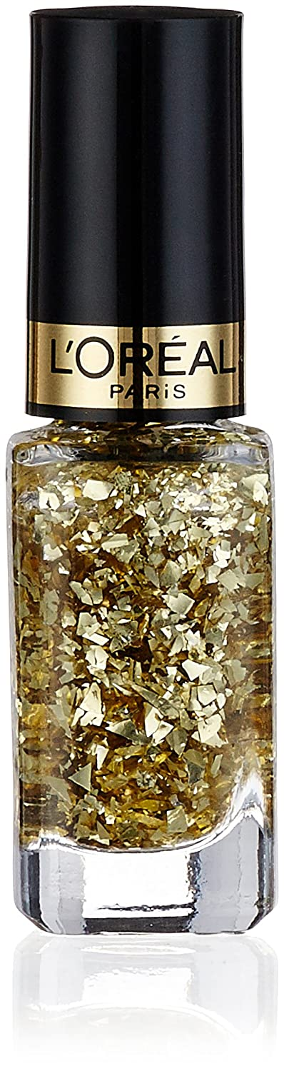 L'Oreal Paris Color Riche Les Top Coats Gold Leaf 920, 5ml Rs. 124 at Amazon.in