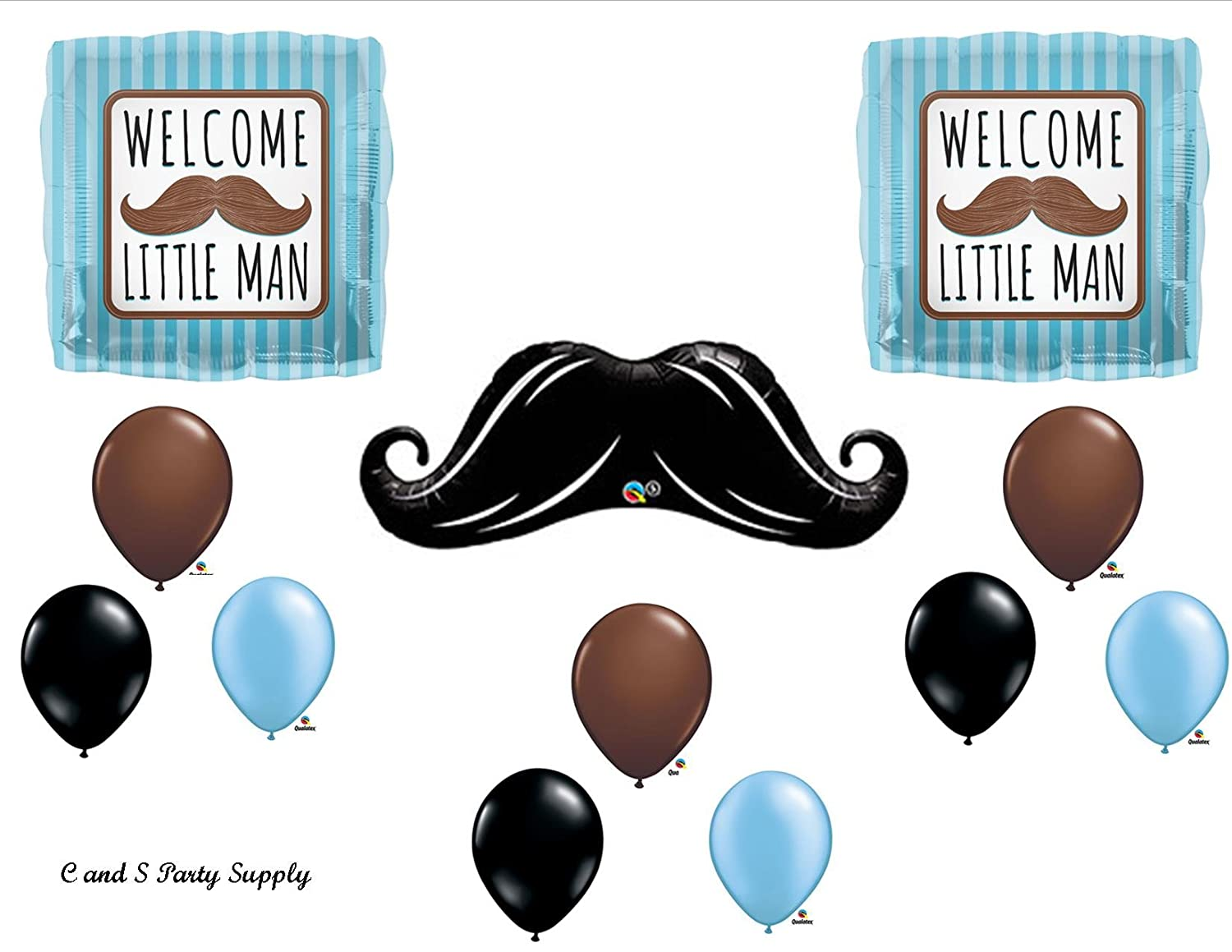 Amazon.com: New Baby & Baby Shower - Decorations / Party Supplies