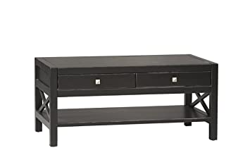 Linon Home Anna Collection Coffee Table