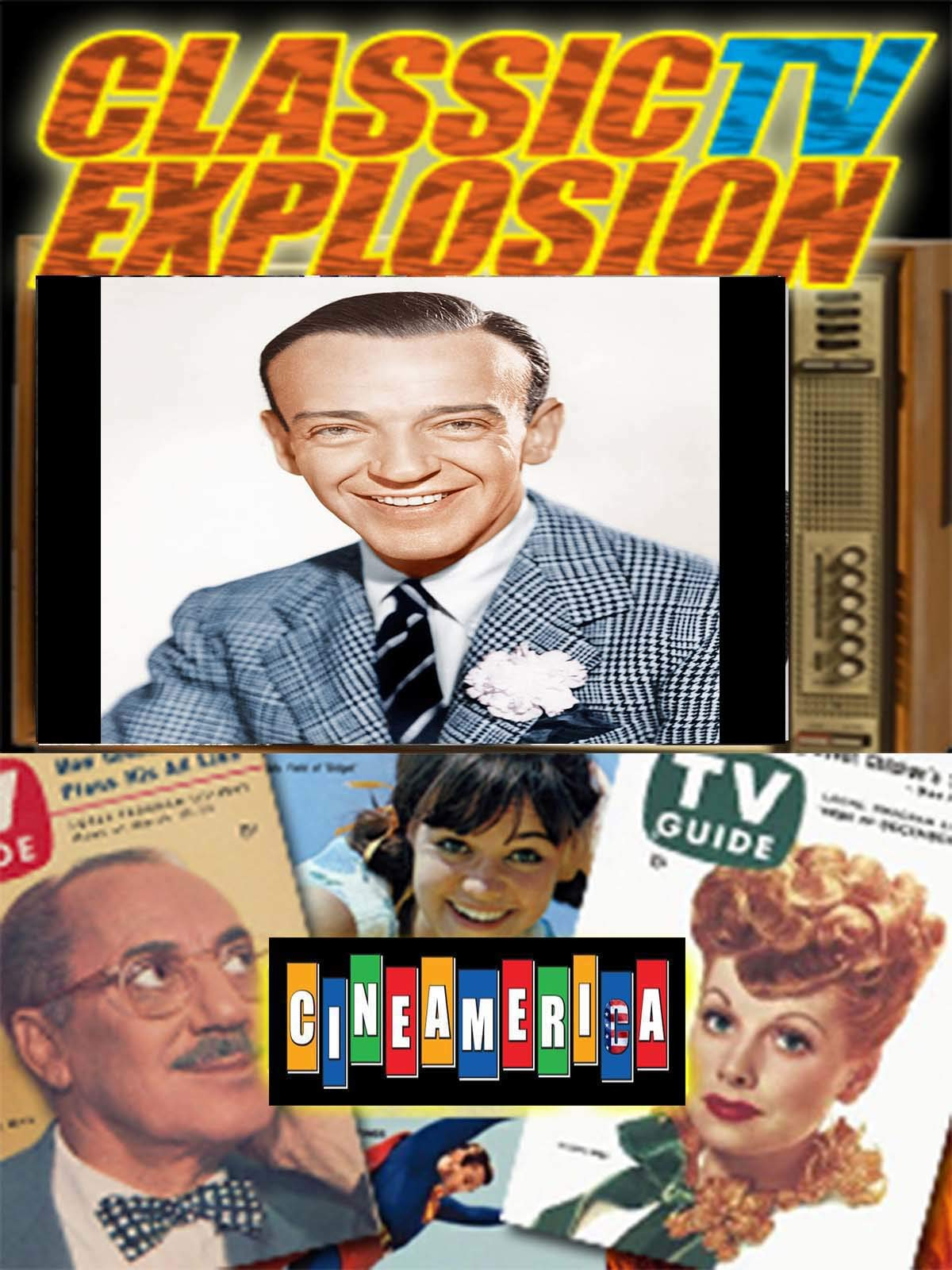 Classic TV Explosion Vol.17 on Amazon Prime Video UK