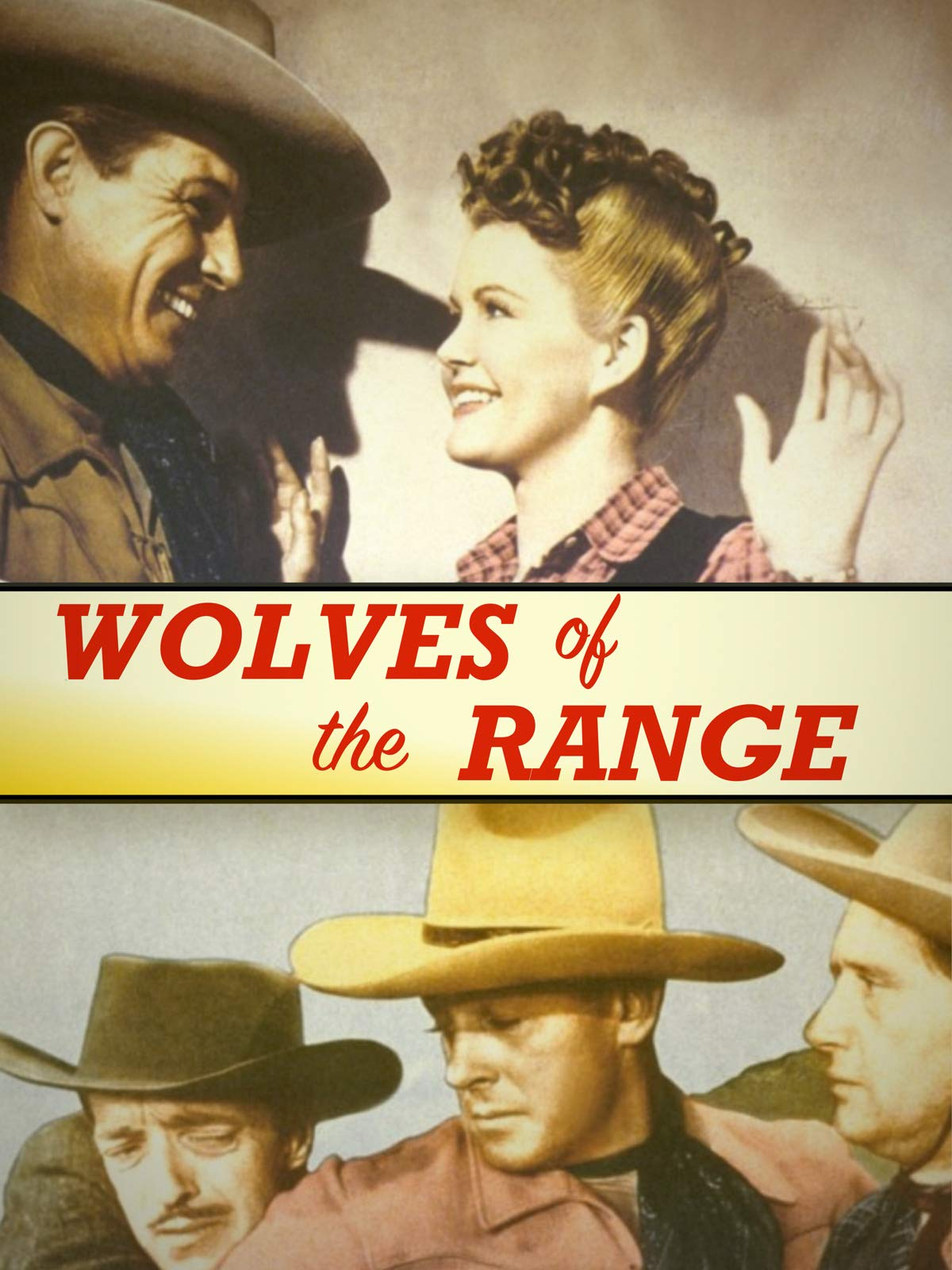 Wolves of the Range on Amazon Prime Video UK