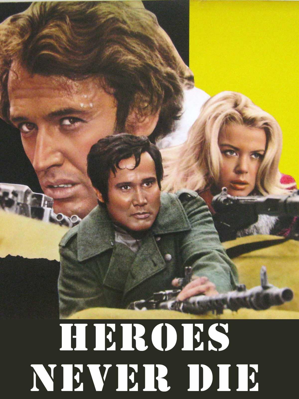 Heroes Never Die on Amazon Prime Video UK