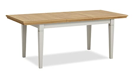 Global Home Products Collection 156 Compact Butterfly Extending Table, Wood, Multi-Colour