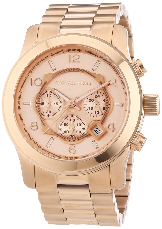 Michael Kors Damen-Armbanduhr XL Chronograph