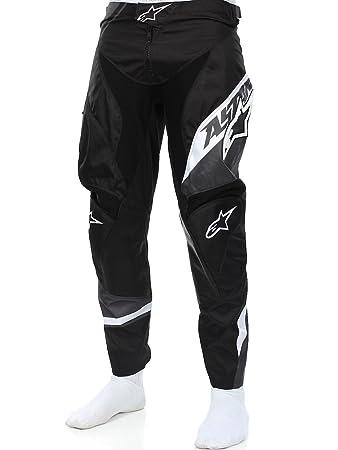 Alpinestars Racer Supermatic Pantalon - 2016 - schwarz-blanc-gris