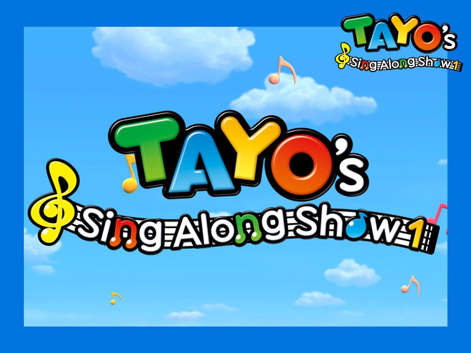 Tayo's Sing Along Show - Season 1