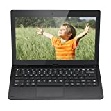 Nextbook Ares11A 11.6 2-in-1 Tablet PC IPS 1366x768 Android 6.0 Intel x5-Z8300 2GB+64GB WIFI Bluetooth 4.0 HDMI with unique laptop keyboard (Color: Black, Tamaño: Ares11A)