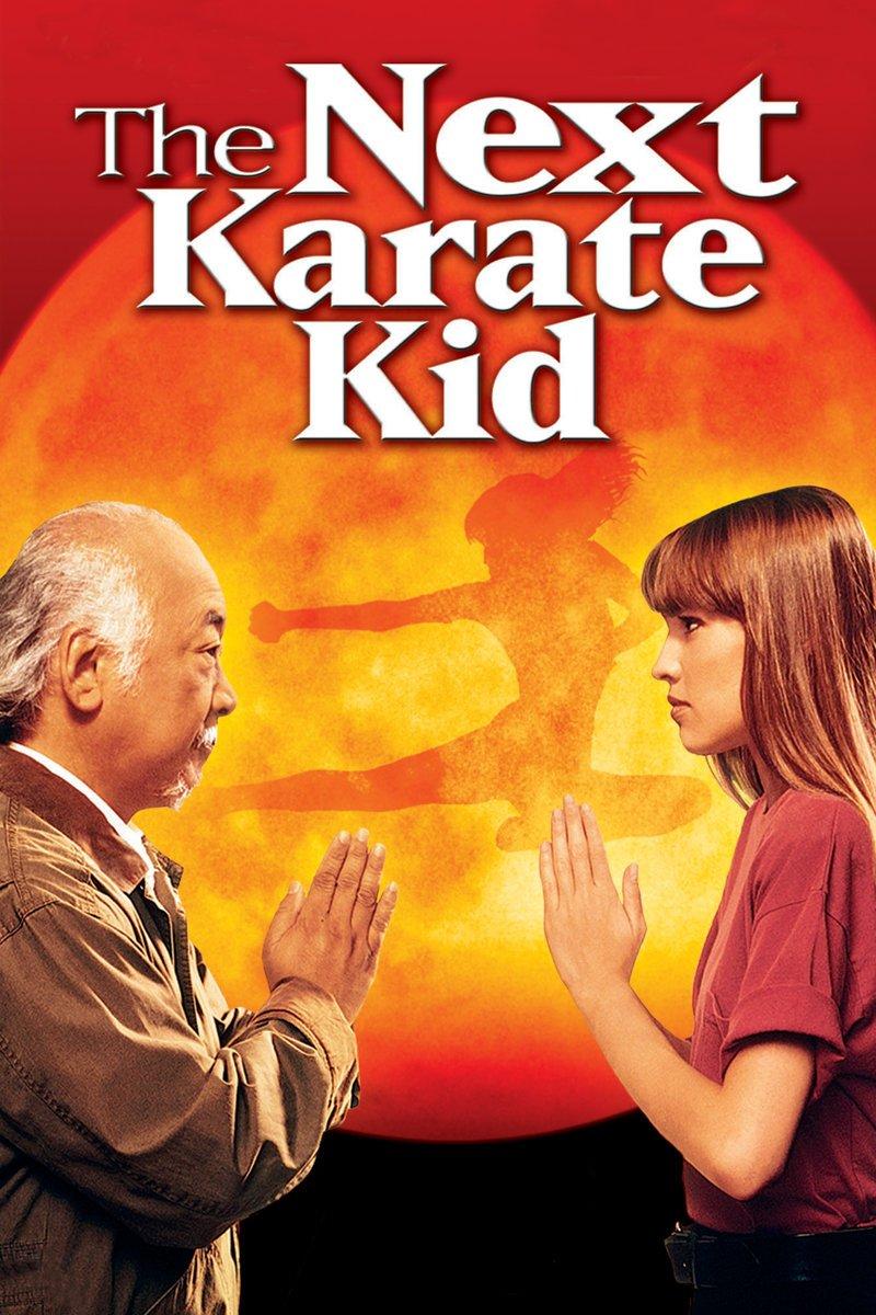 The Next Karate Kid on Amazon Prime Video UK