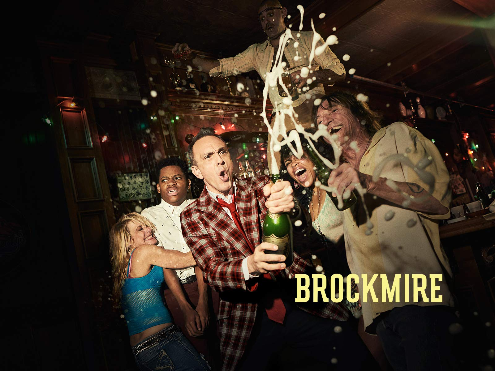 Brockmire on Amazon Prime Video UK