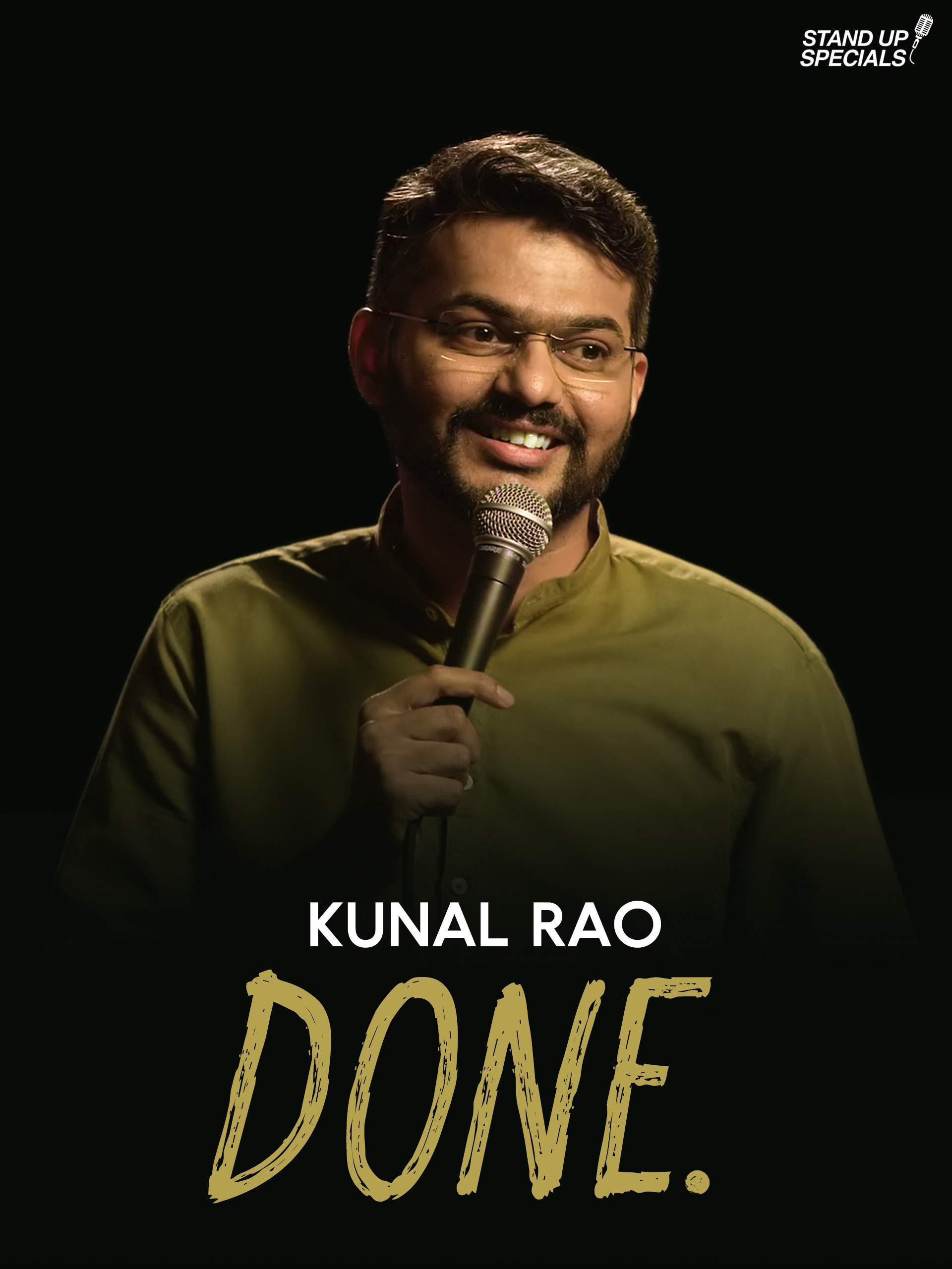 Kunal Rao: Done.