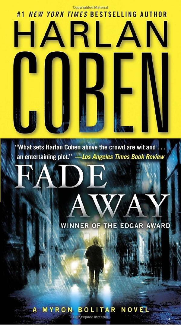 Fade Away (Myron Bolitar) - Harlan Coben