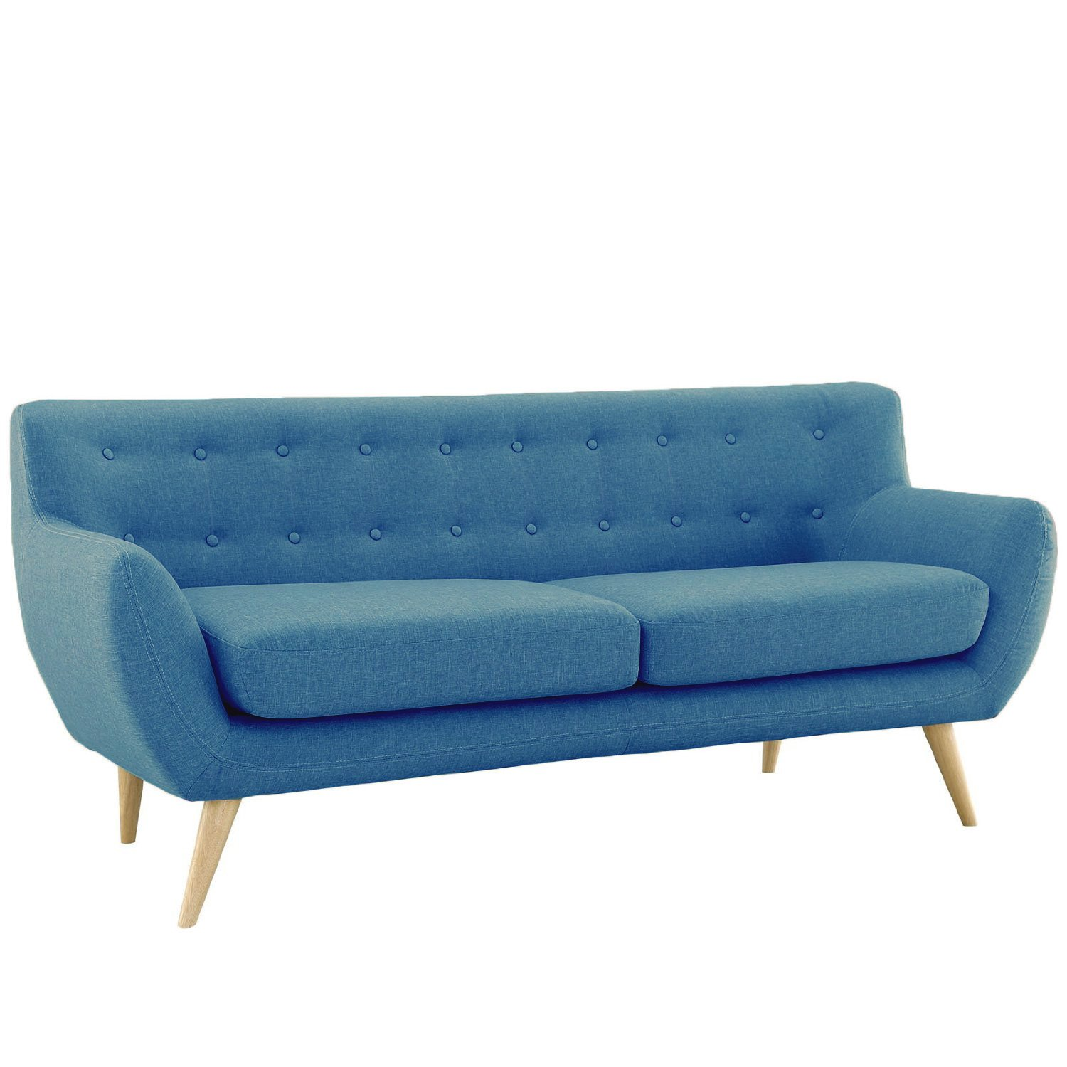 What is a sofa this sleek and stylish doing on amazon bgr for Amazon mid century modern furniture