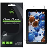 [3-Pack] Dmax Armor for RCA 10 Viking Pro/Viking II Anti-Glare & Anti-Fingerprint Screen Protector - Lifetime Replacements Warranty- Retail Packaging