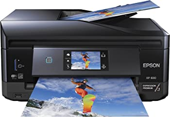 Epson XP-830 Inkjet Photo Color Printer