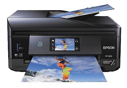 Wireless Color Photo Printer