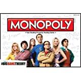 The Big Bang Theory Monopoly (Color: Multi-colored)