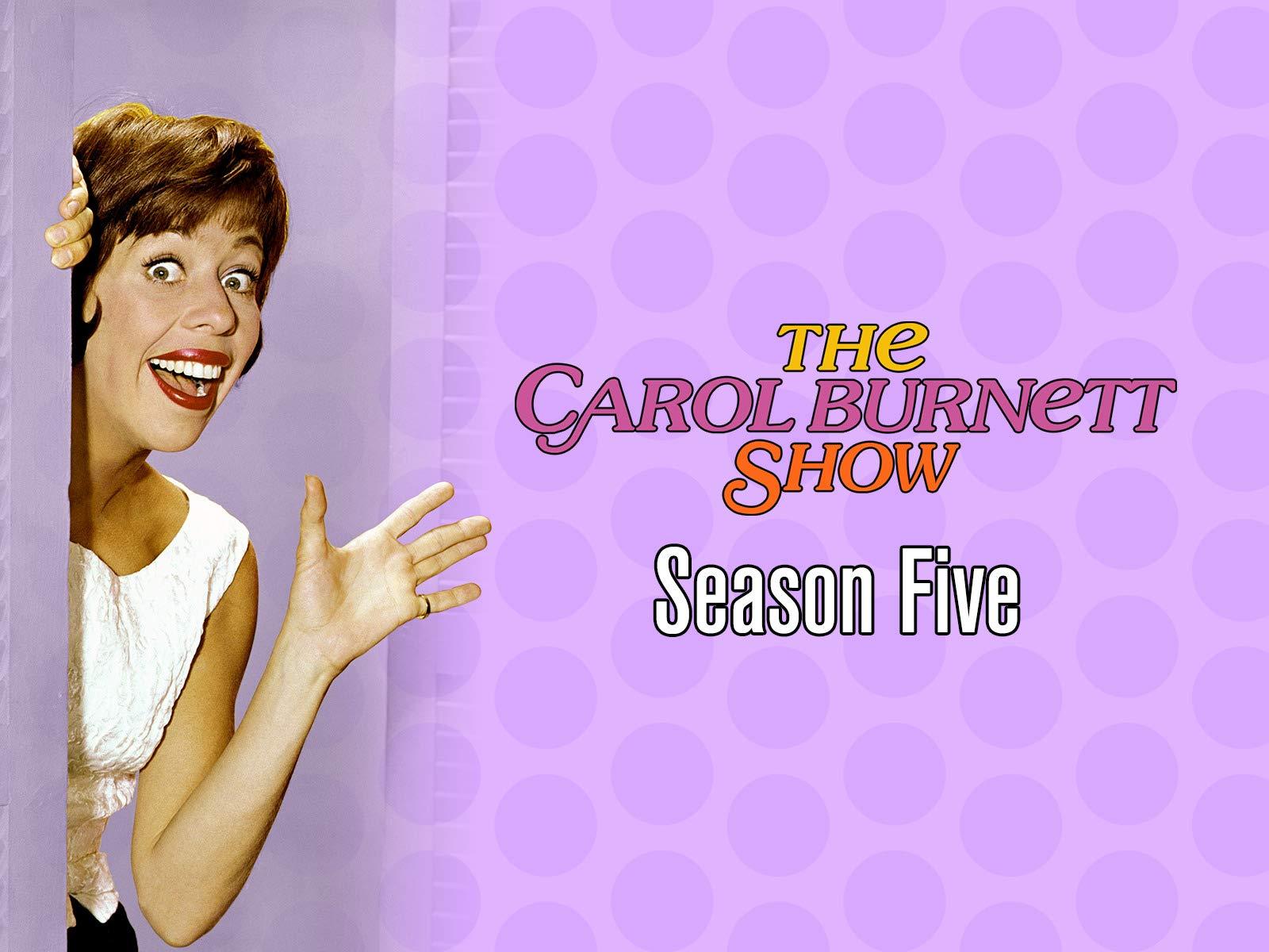The Carol Burnett Show - Season 5