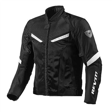 Revit GT-R Air Veste de moto Noir/blanc XXXL