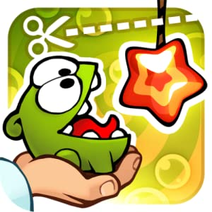 Amazon AppStore Cut The Rope Experiments